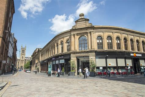 hairdresser glasgow merchant city visitor guide accommodation things to do more