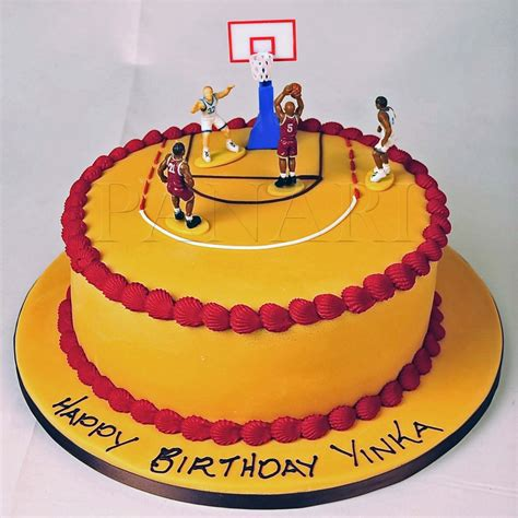 birthday cake basketball cakes decoration ideas little birthday cakes