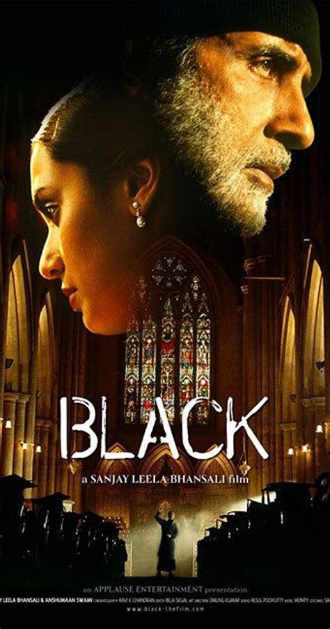 black imdb black 2005 imdb