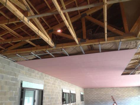 faux plafond coupe feu isolation thermique et coupe feu 1h de locaux commerciaux