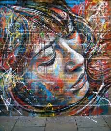 Psychedelic Wall Murals 30 all time best graffiti street art paintings