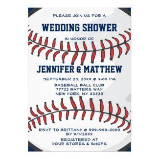 baseball themed bridal shower invitations baseball bridal shower invitations bridal