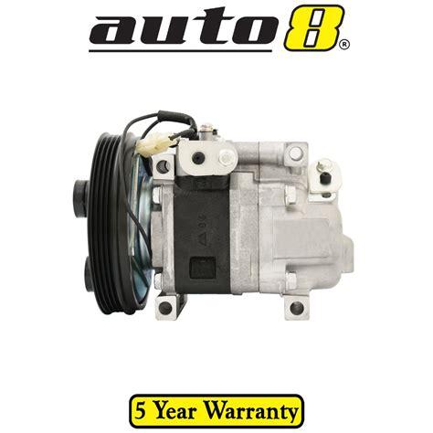 air conditioning compressor suits mazda 323 astina 1 6l petrol zm 2001 2004 ebay