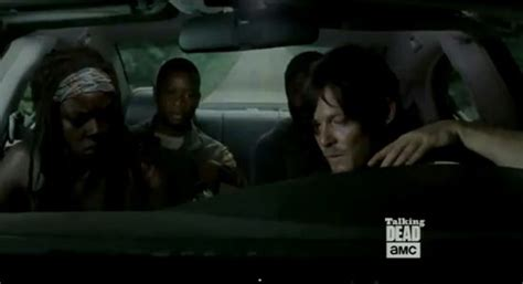 The Voice On The Radio the walking dead what does the voice on the radio say