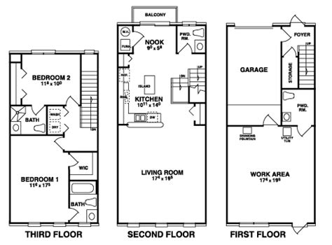Retail Apartment Plans Week08