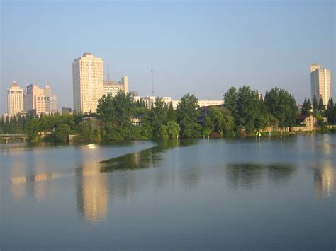 And The City The by File City Of Nantong And The River Hao Jpg