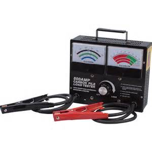 Best Automotive Battery Load Tester Ironton Battery Carbon Pile Load Tester 500 S