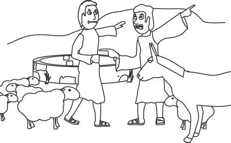 coloring page abraham and lot abraham and lot coloring page our bible coloring pages