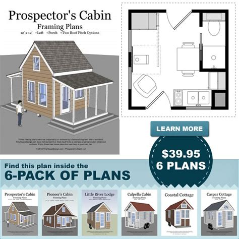 Diy House Plans tiny house plans and sips sip supply blog