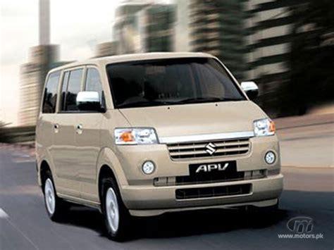 Suzuki Apv 2012 New Cars Prices Motors Pk