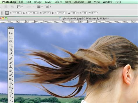 photoshop cs5 tutorial remove background hair remove background photoshop cs5