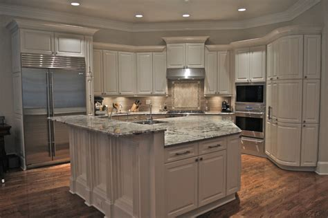 finishing kitchen cabinets ideas creative cabinets and faux finishes llc traditional kitchen atlanta by creative