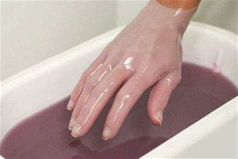 paraffin wax treatment for at home