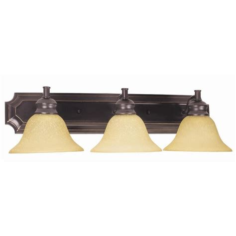 design house lighting products design house bristol 3 light oil rubbed bronze sconce