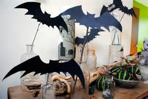 Decorations Halloween Party 50 Cheap Amp Easy To Make Halloween Bats Decoration Ideas