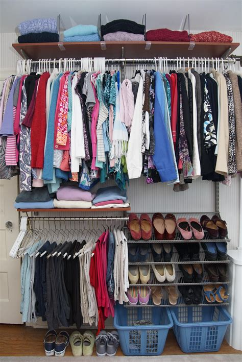 Organize Wardrobe by Best Ways To Organize Closet Apartment