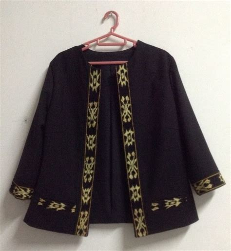 Busana Blouse Mix Tenun 415 best images about tenun on traditional