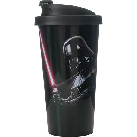 cgv star wars merchandise star wars to go cup darth vader merchandise zavvi com