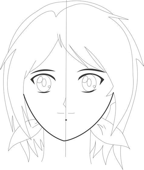 Cara Mudah Menggambar Manhwa teknik menggambar mudah dan sederhana tak depan