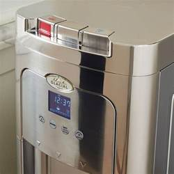 Zero Water Faucet Filter Glacial Maximum Stainless Steel Self Cleaning Bottom