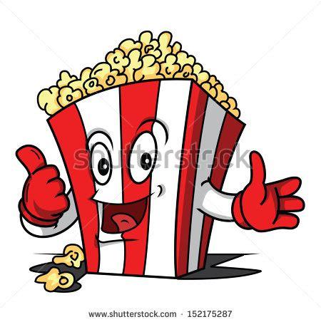 popcorn logo cartoon popcorn stock photos images pictures