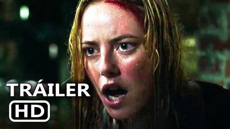 infierno en la tormenta trailer espanol latino doblado