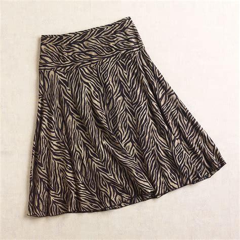 batik skirt pattern zebra batik skirt gump s