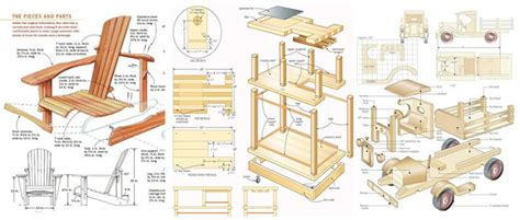 Metric Woodworking Plans