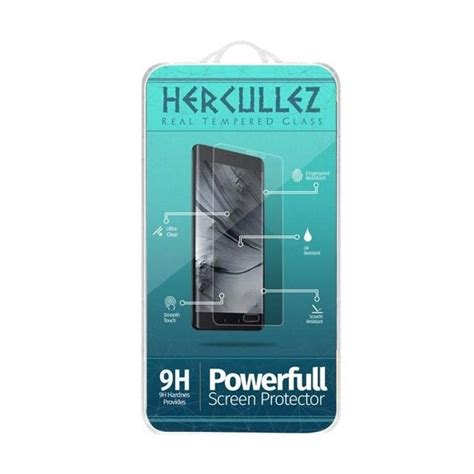 Tempered Glass Andromax L jual hercullez premium tempered glass screen protector for