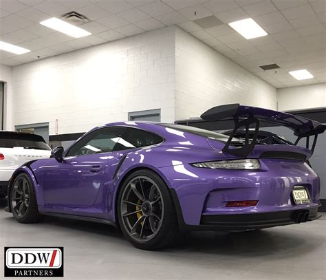 purple porsche 911 addition viola purple metallic gt3rs rennlist