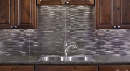 thermoplastic panels kitchen backsplash the best backsplash materials for kitchen or bathroom