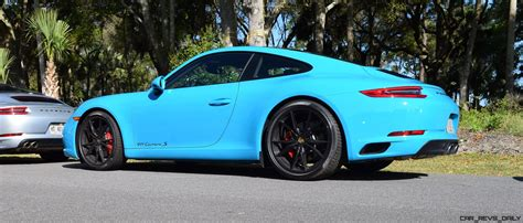 miami blue porsche 2017 porsche 911 carrera s first drive in miami blue