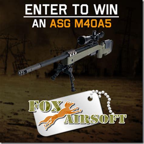 Airsoft Gun Giveaway - fox airsoft gun giveaway