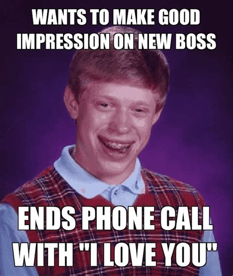 Employee Meme - my new employee did this on our second phone conversation