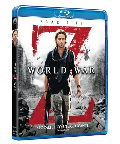 film z blu ray world war z clip esclusiva dal blu ray film it