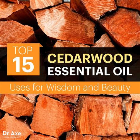 Woods L Uses by Doterra Cedarwood Uses