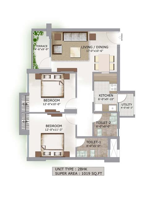 Lotus Boulevard Floor Plan | lotus boulevard floor plans
