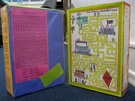 cereal box book report ideas 14 best cereal box book reports images on book