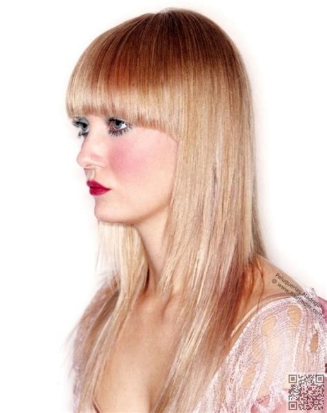 how to acheive featherd out bangs 19 best short bangs images on pinterest hair dos hair