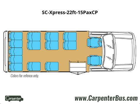 starcraft xpress carpenter bus sales
