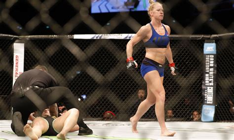 Dress Michael Ko after ufc ch cris cyborg points to testing