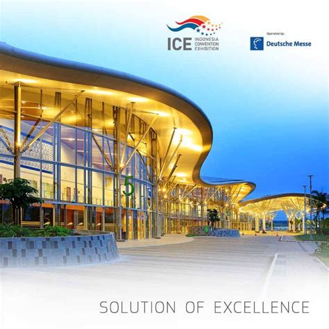 layout indonesia convention exhibition indonesia convention exhibition ice bsd company profile