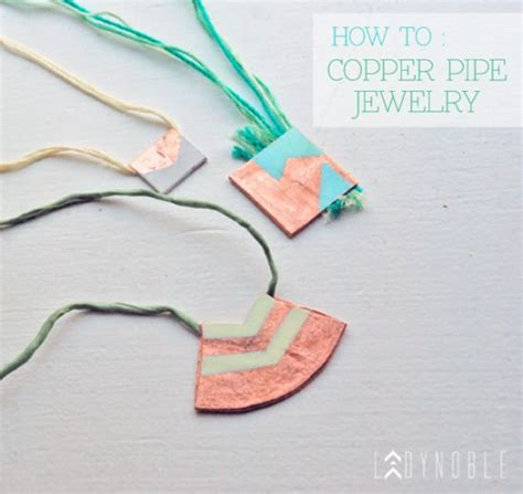 how to make copper jewelry 11 diy copper jewelry rings bracelets pendants tip