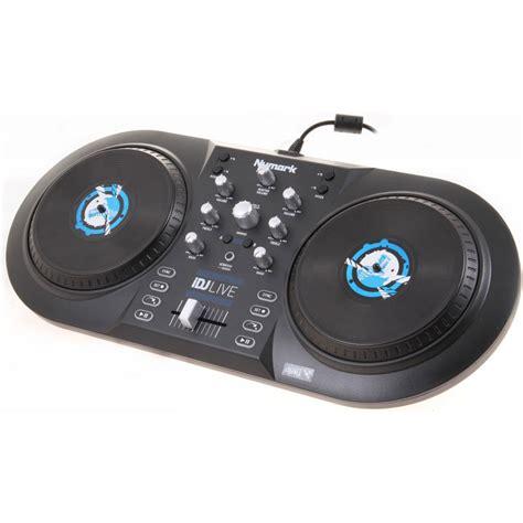 numark console numark idj live consola digitala soundcreation