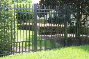 Home Depot Small Fence - best aluminum fence panels for pets pet fencing tips