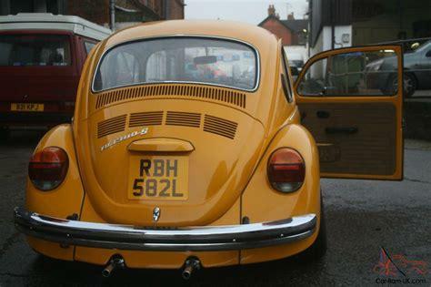 volkswagen lemon volkswagen gt beetle 1973 1600 lemon yellow vw