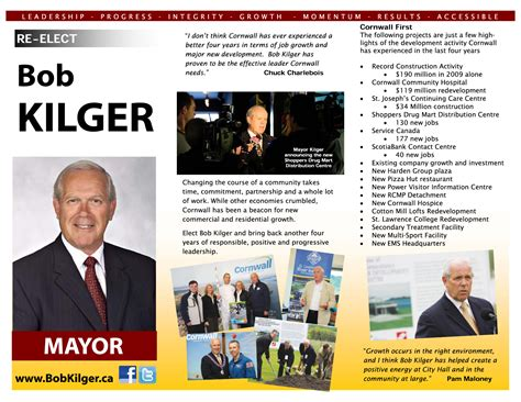 election brochure pin elections brochures on