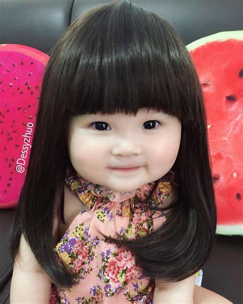 Setelan Anak Lucu Cantik Dan Berkualitas 1 iiiih gemes bayi perempuan yang sering dandan rambut ini