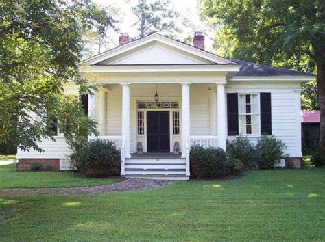 greek revival houses circa 1840 fully restored greek revival cottage located