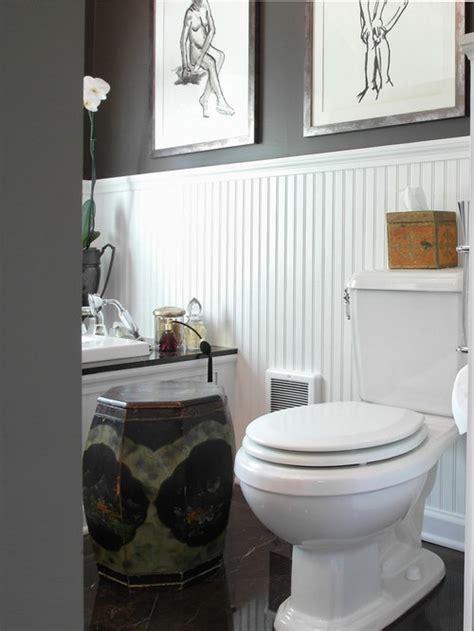 wainscoting bathroom houzz